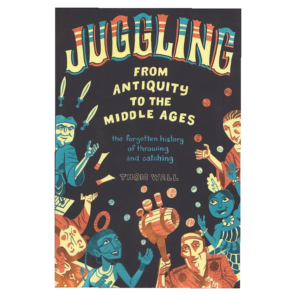 History of Juggling Book