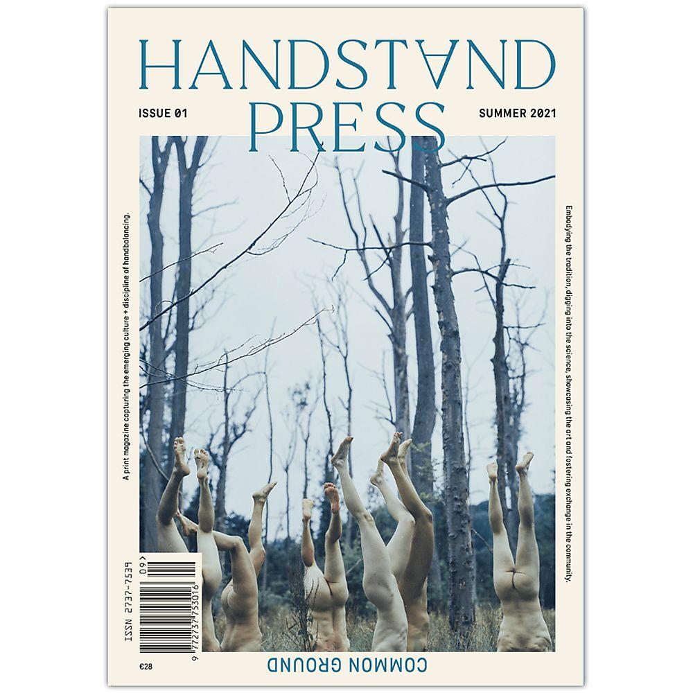 Handstand Press Magazine
