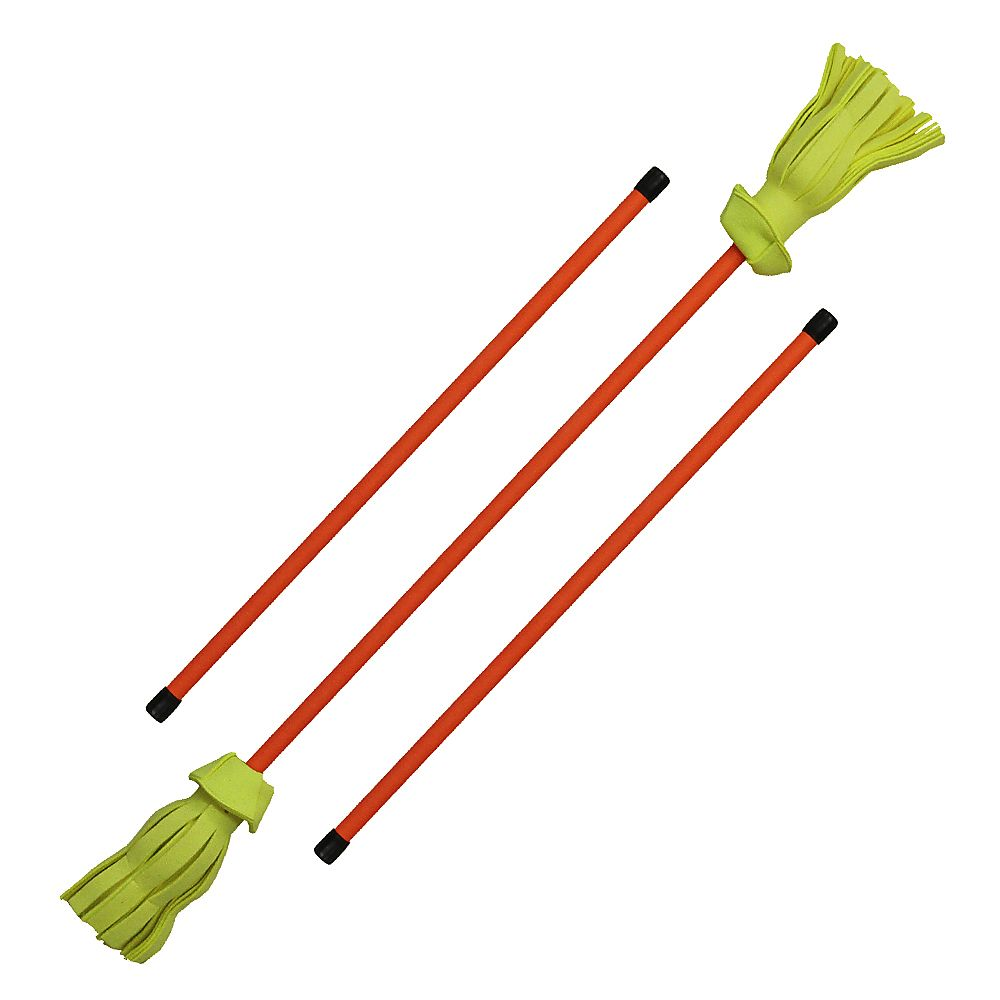 Fluro Flower Devil Sticks