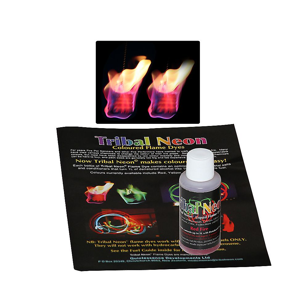 Red Flame Additive