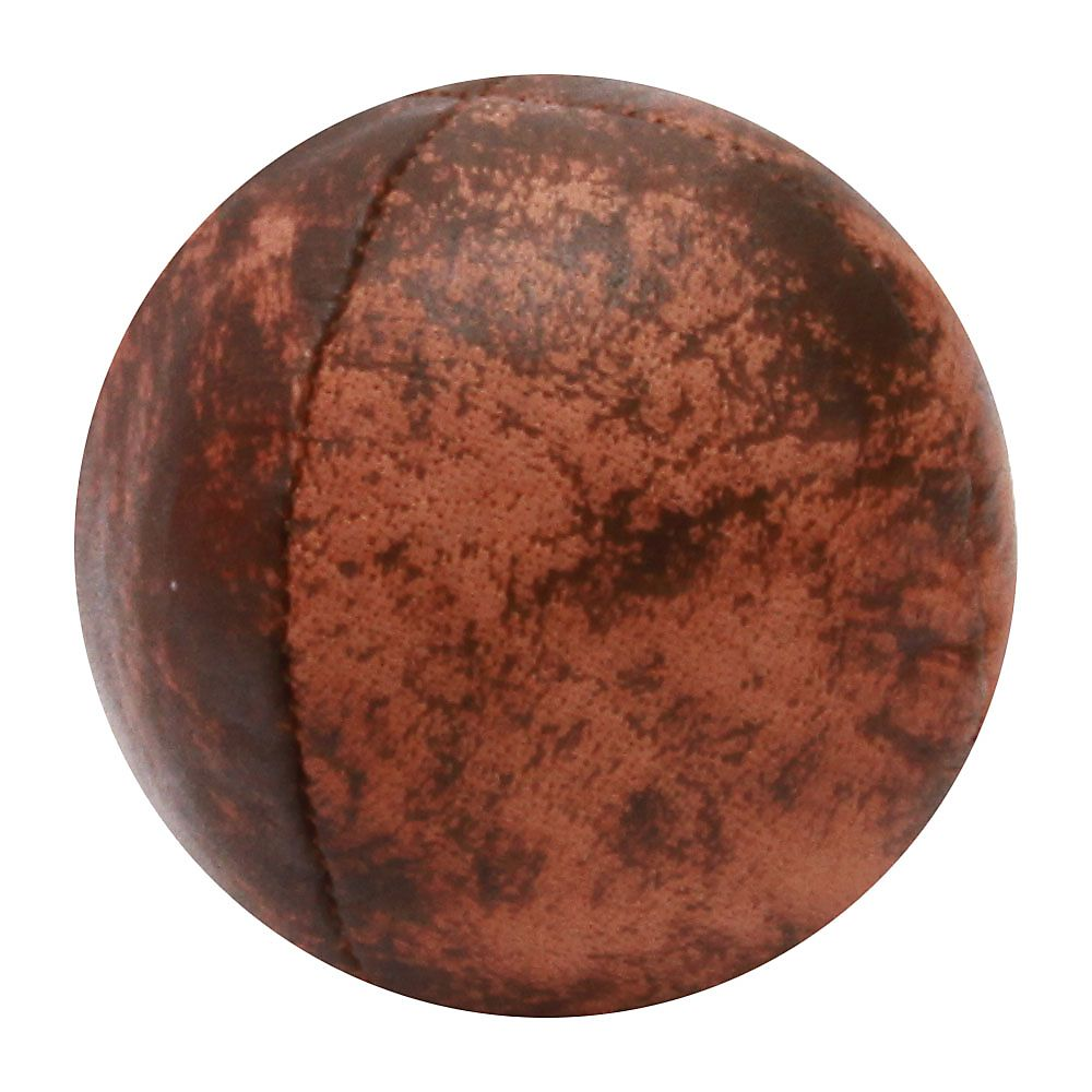 63mm Leather Juggling Ball