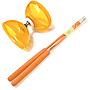 Orange with Orange Handsticks