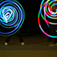 Flowtoys & Led Spirals
