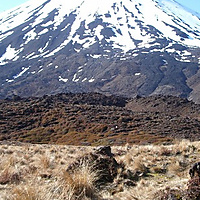 Mt.Ngauruho (aka Mount Doom), New Zealand