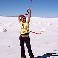 Sun & Salt in Uyuni-Bolivia