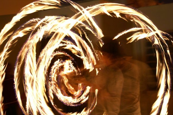 Círculos de fuego