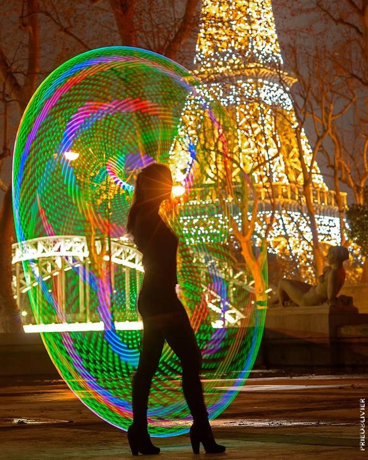 hooping in Paris