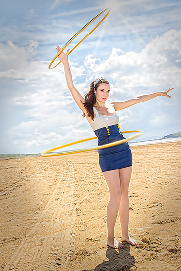 Beach Hooping uploaded by wiris