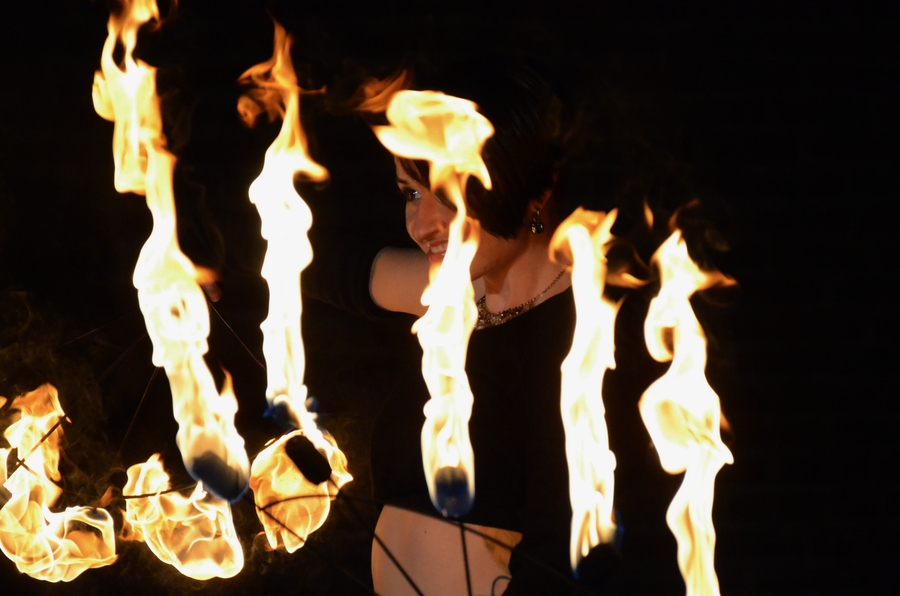 Sensuous Inferno