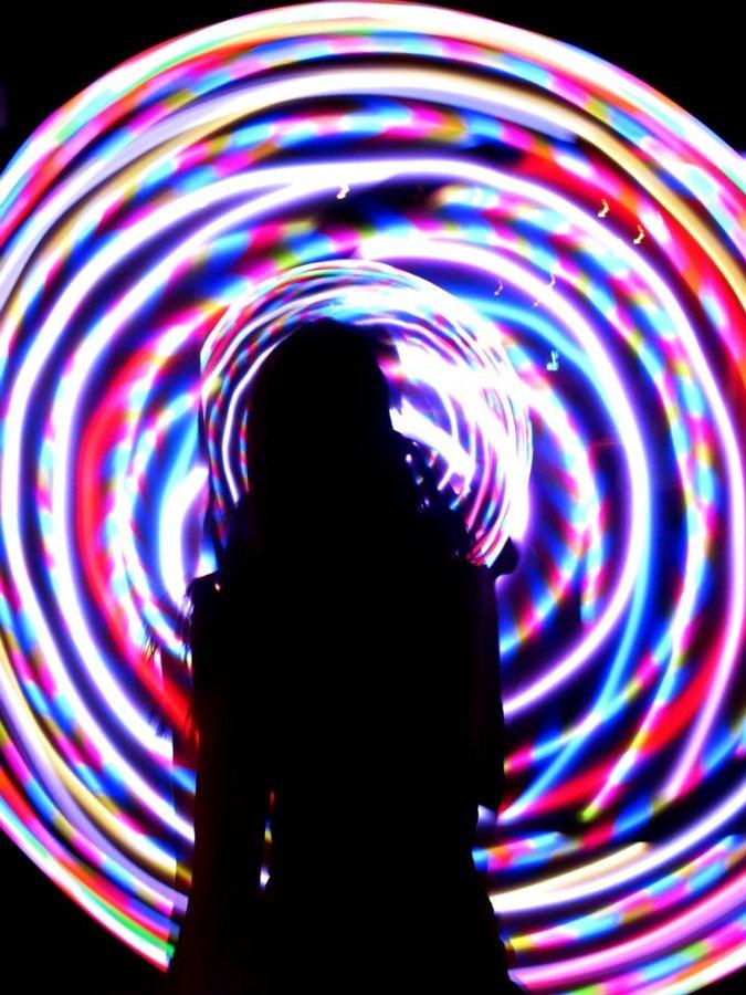 Infinite swirl