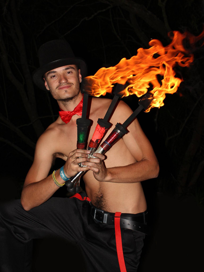 Red Hot Juggling