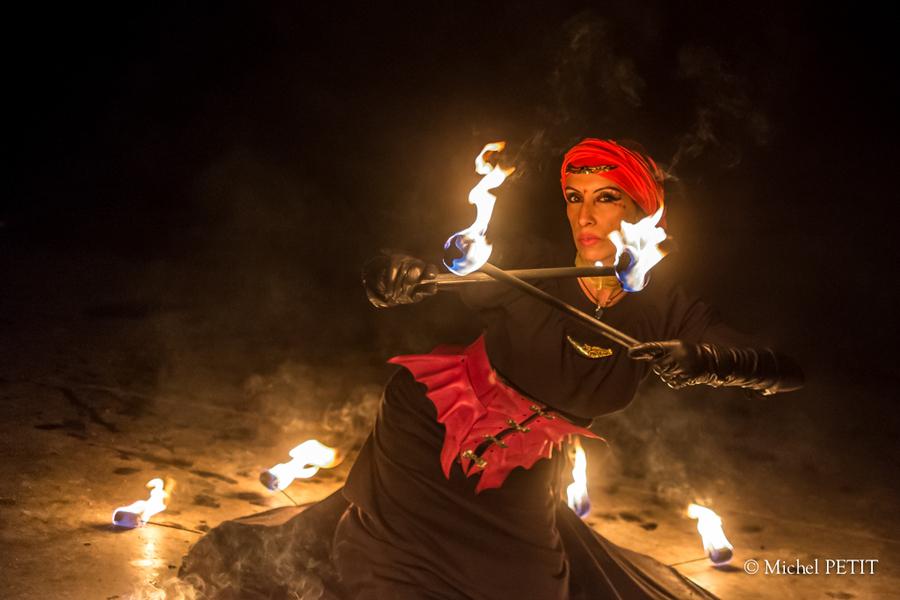 Melusine, the Legend of Fire