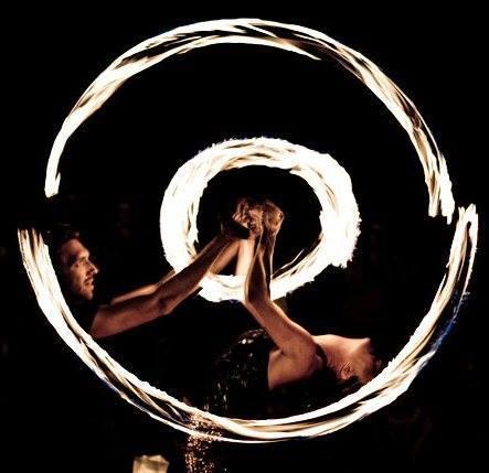 Fuego Negro: Fire Circles