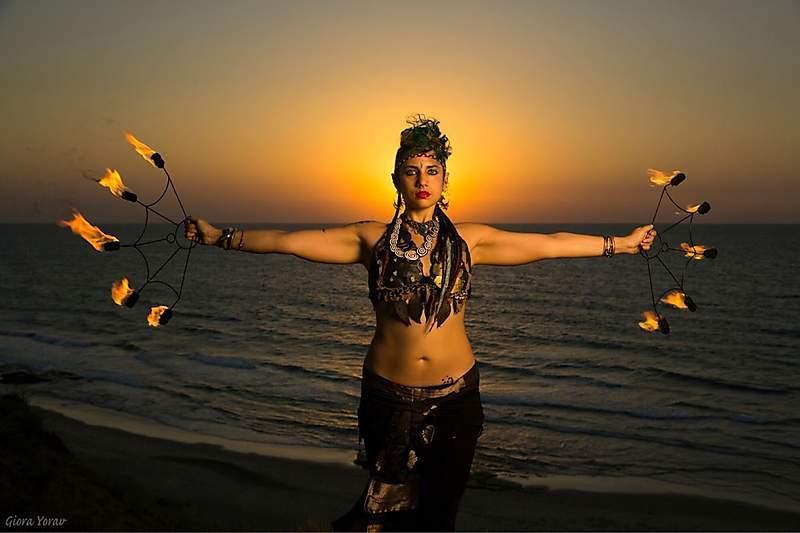 Sunrise Goddess