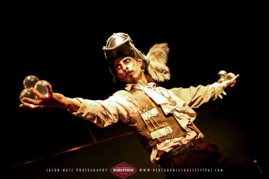 Clockwork Pirateman
