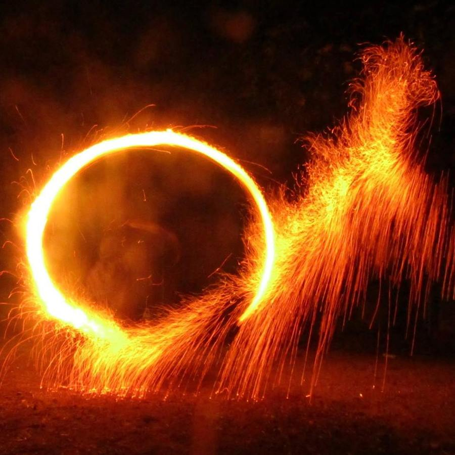 Sparkle Fire Dart x3