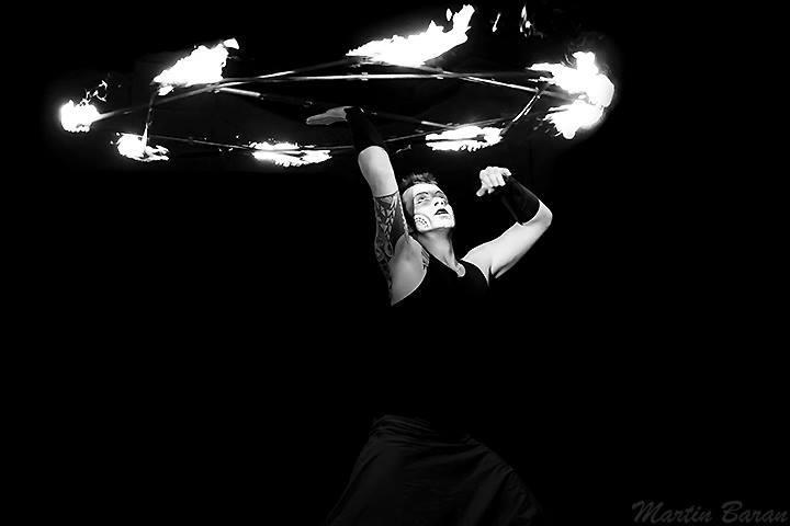 Fire Noir