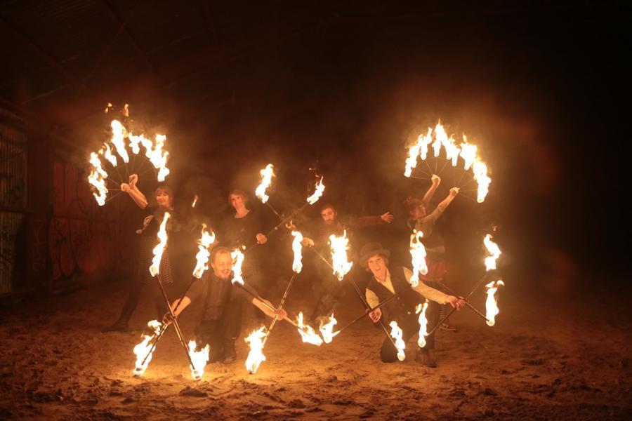 Dunedin Fire and Circus Club