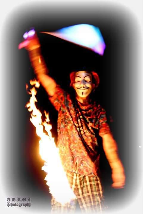anonymous Pyrofreak fire vs led