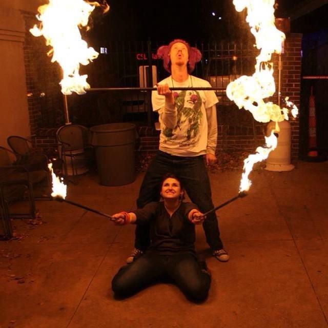 Fiery Joy