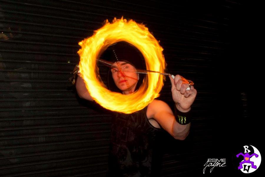 Ring of Fire!