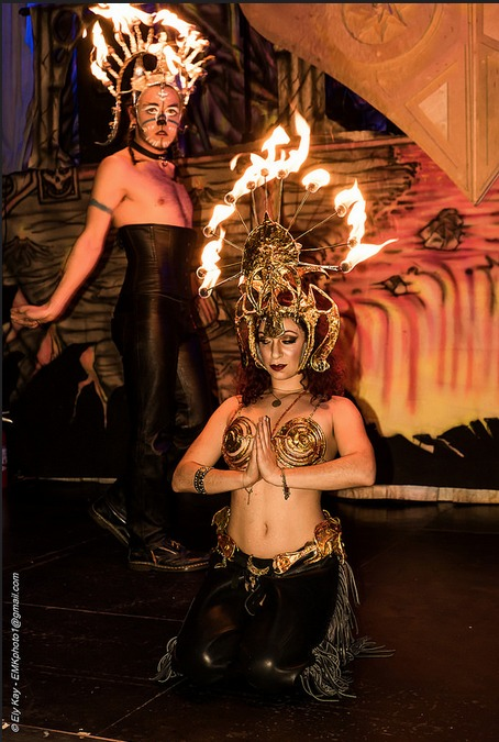 Fire & Shade