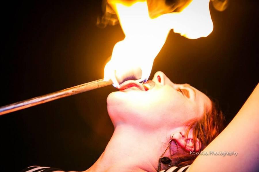 Fire torches x