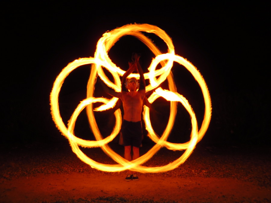 Fire and Zen