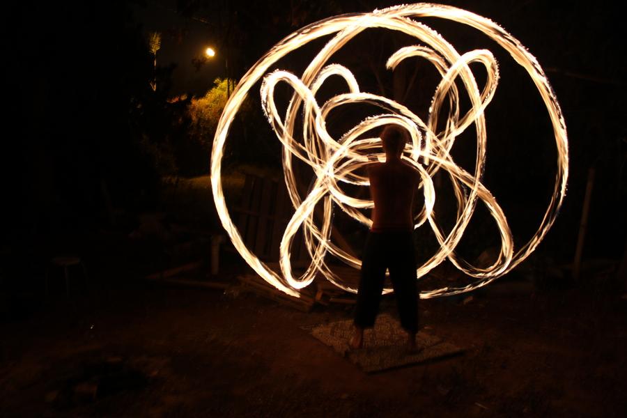 Love Making Fire