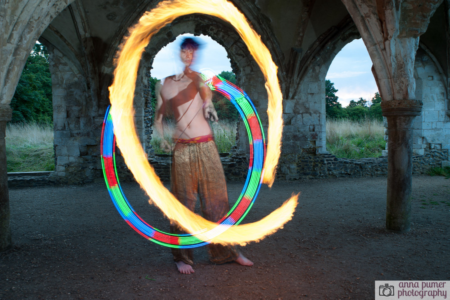 Evoking the spirits of Waverley Abbey
