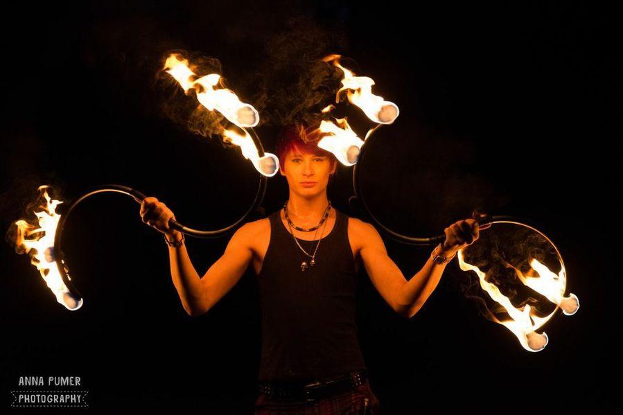 Flaming Buggeng