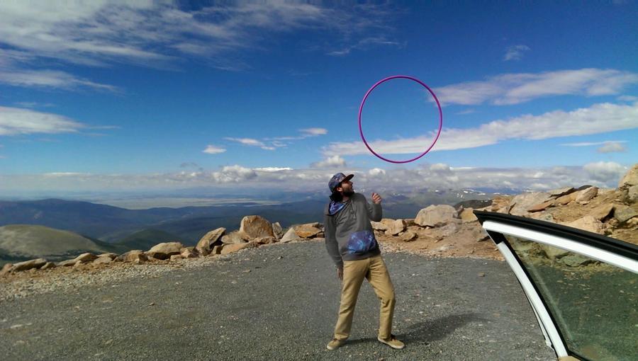 Mount Evans hooplah