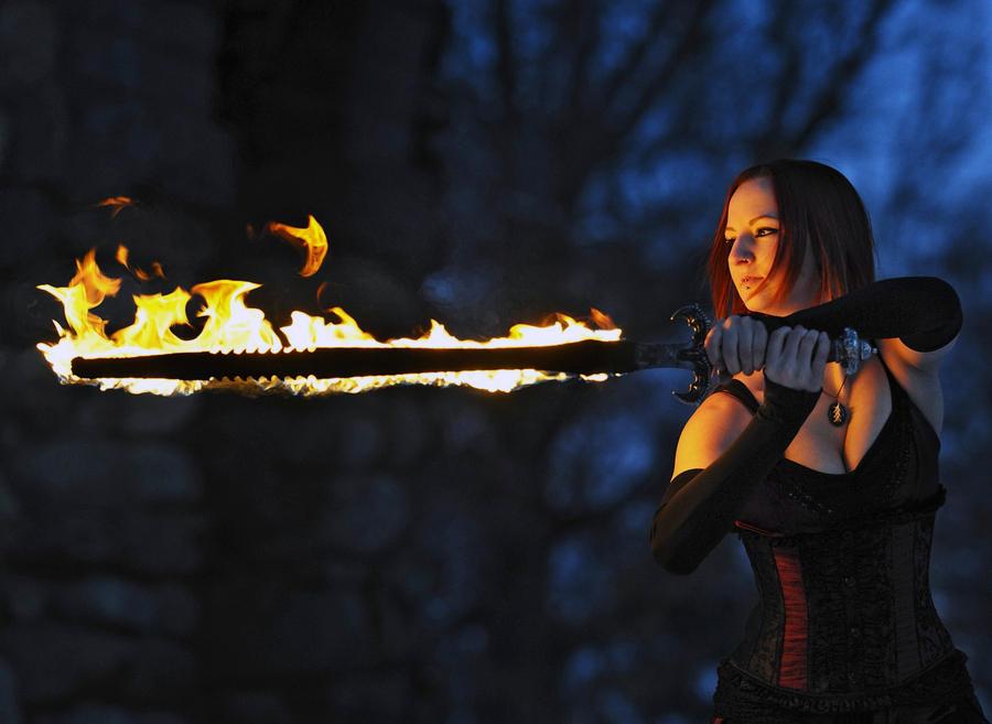 Medieval Flames