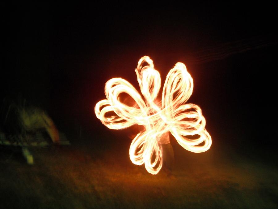 Fire Flower Power