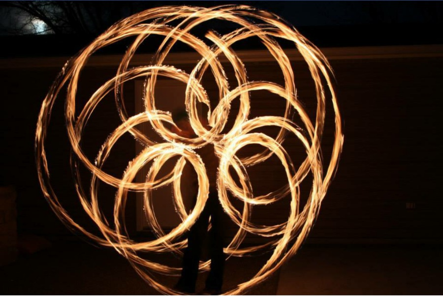 Fire Lotus