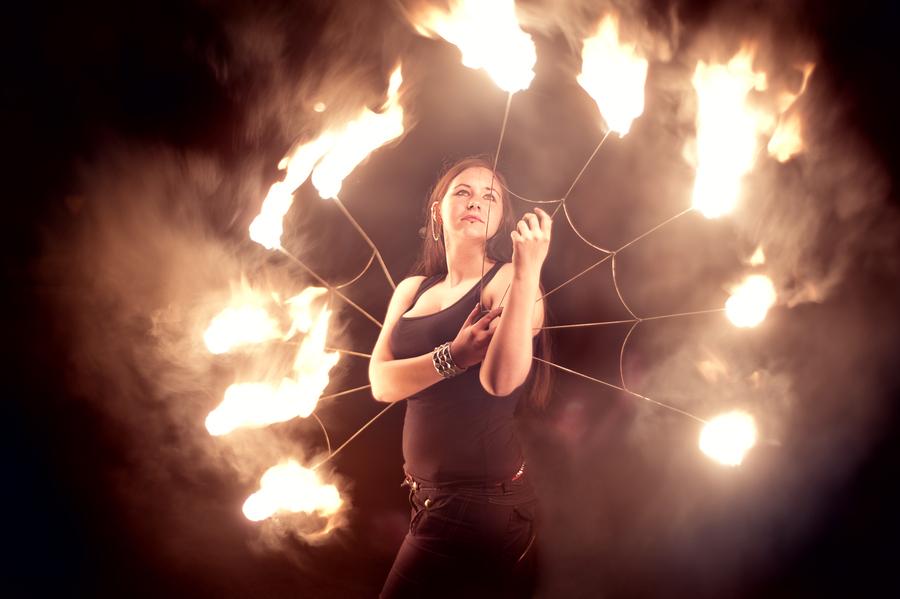 Fire Fan Love
