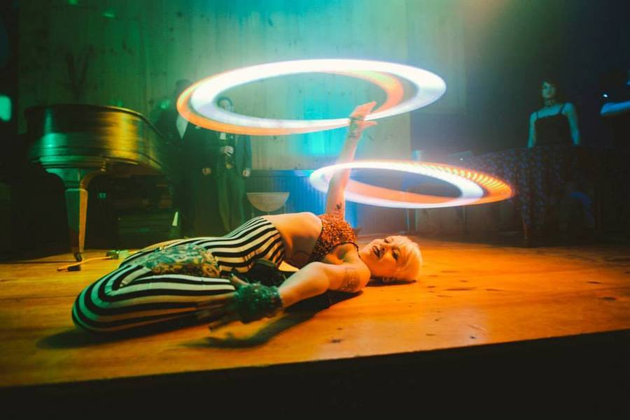 circus hoops