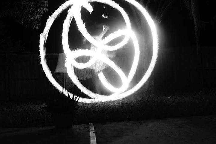 backyard spinning