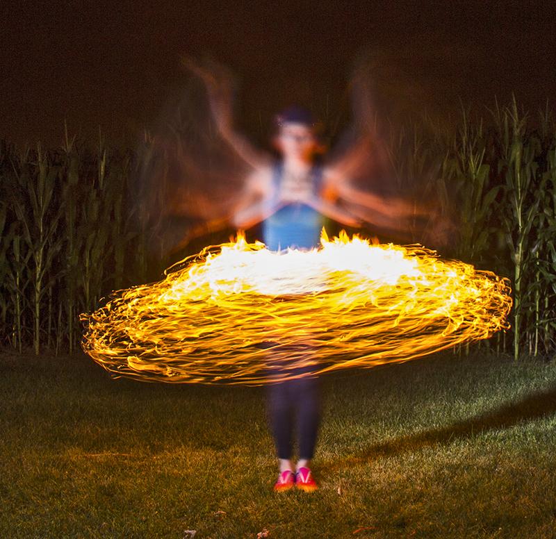 Fire Goddess Jessie