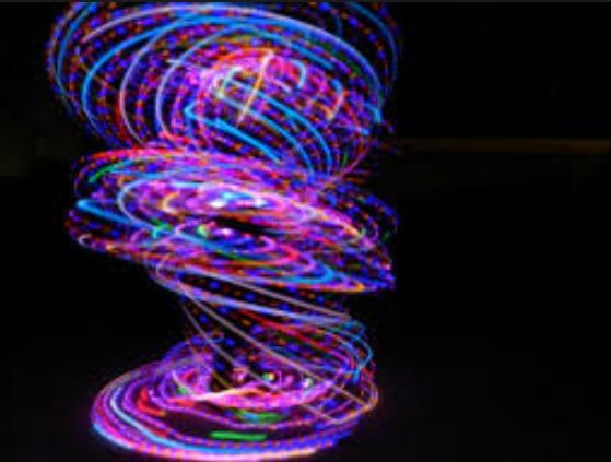spinnning stars