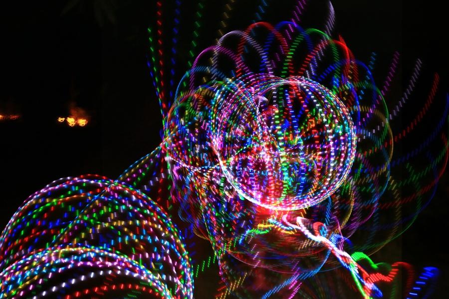 Colour Hoop Fantastic Frenzy