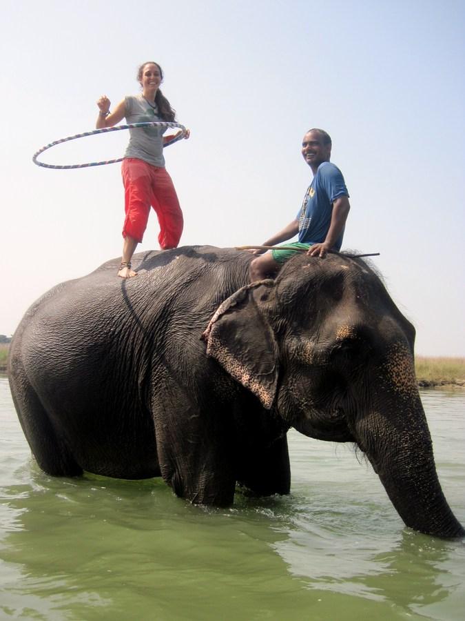 Dances with Elephants