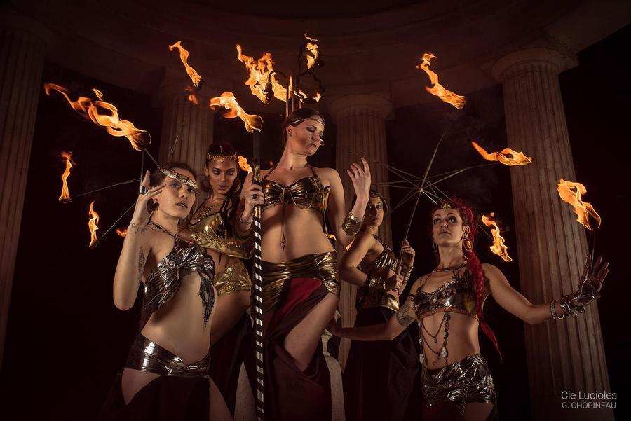 Mystical females