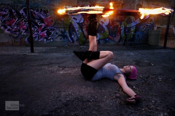 Fire Foot hooping uploaded by Mckenzey Brooke Simper