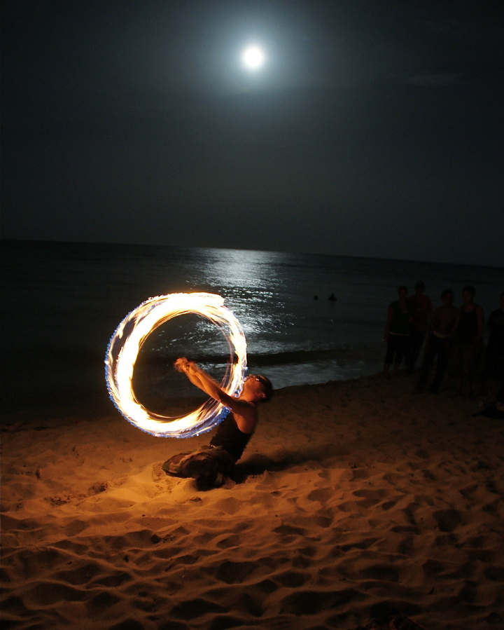 Fire Photography