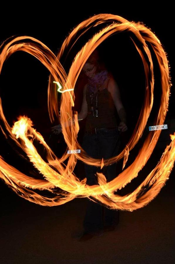 Fire Circle by milie