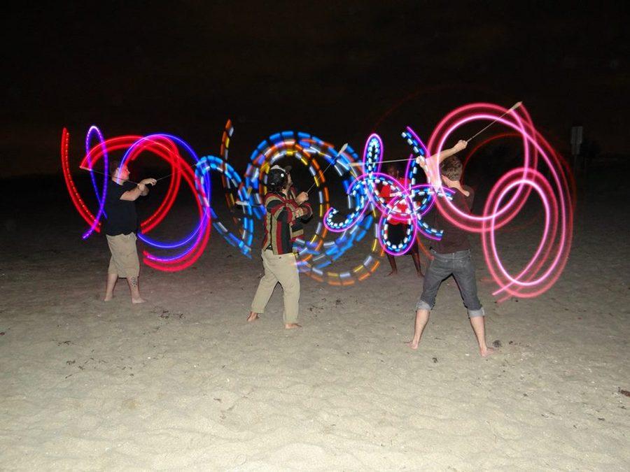 spinning thangs