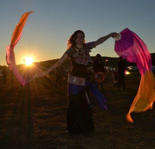 Sunset gypsy