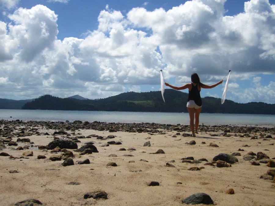 Sunny Day Whitsunday Island