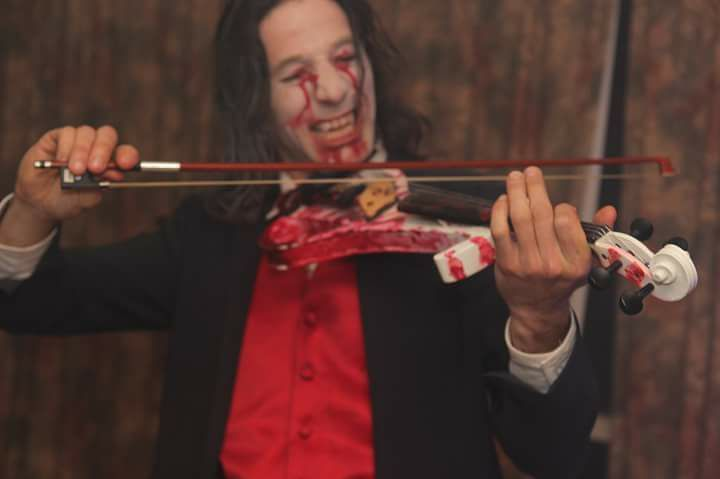violining vamps